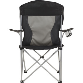 CAMPZ Silla plegable, black